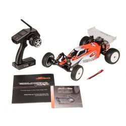 Serpent Spyder SRX-2 RM Buggy 1:10 2WD # RTR Version