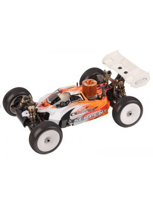 Serpent Cobra Buggy GP 1:8 4WD # RTR Pullstart Version