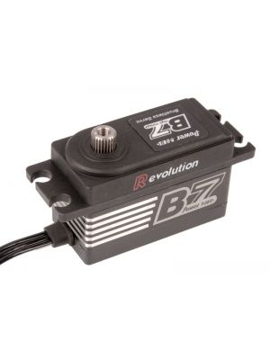Power HD Brushless Premium Low-Profile Servo # B7
