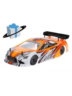 400006 Serpent Model Racing S411 Sport Bausatz - Produktansicht