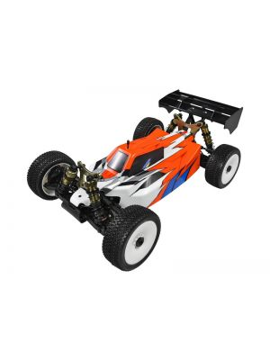 Serpent RC 600022 Race ready high performance electric 1/8 4wd radio control buggy | Produktansicht vom Serpent Cobra Buggy EP 1:8 4WD SRX8-E RTR Version