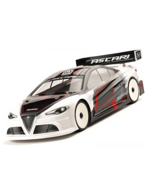 Bittydesign 1:10 Touring 190mm Ascari Karosserie # Light