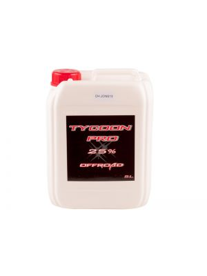Tycoon Pro Fuel 25% OffRoad # 5 Liter
