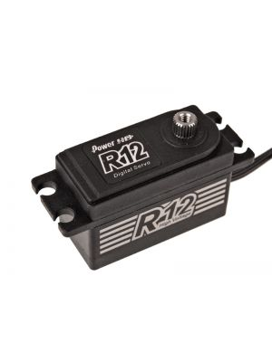 Power HD Digital Low-Profile Servo # HD-R12