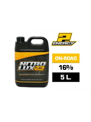 NF02165 Modelix Racing Nitrolux ENERGY2 On-Road RC Modellbautreibstoff 16% (5L.)