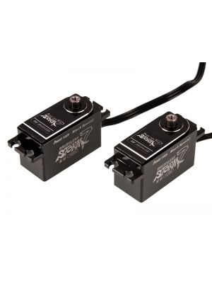 Power HD Brushless Low-Profile Digital Servo Combo # STORM-7