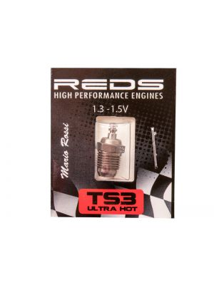 REDS Racing TS3 Turbo Glühkerze Ultra Hot # Made in Japan