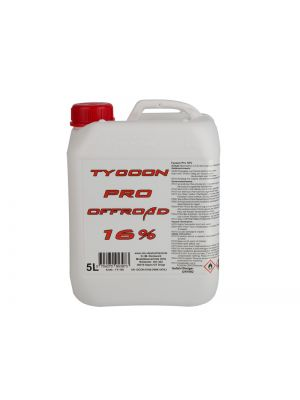Tycoon Pro Fuel 16% für Offroad Motoren # 5 Liter Made in Germany