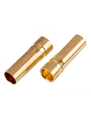 Ultimate RC Gold Stecker 5.0mm Female (2) Banana Connector