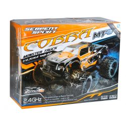 Serpent Cobra MT-E Monster Truck 1:8 4WD # RTR Edition