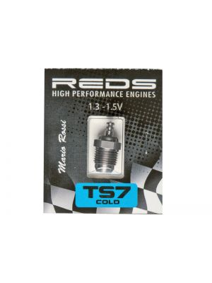 REDS Racing TS7 Turbo Glühkerze Cold # Made in Japan